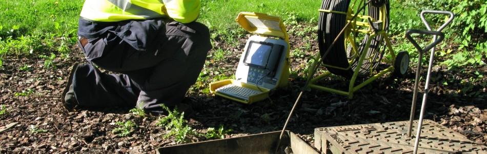 CCTV Survey Manhole