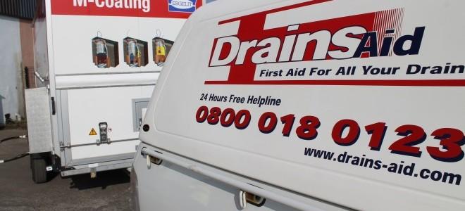 DrainsAid Van