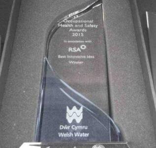 Peter Duffy Ltd - Award