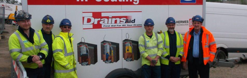 Drains Aid - M-Coating